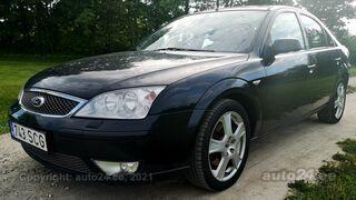 Ford Mondeo Ghia 2.0 R4 96kW