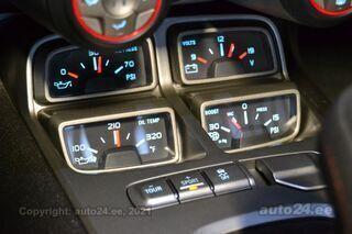 Chevrolet Camaro ZL1 6.2 V8 SUPERCHARGED 432kW
