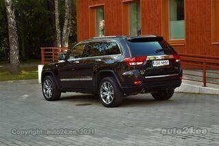 Jeep Grand Cherokee Overland - Summit 3.0 TD 177kW