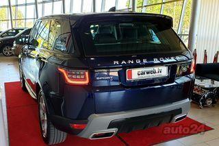 Land Rover Range Rover Sport 3.0 183kW