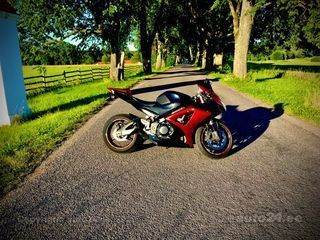 Suzuki GSX-R 1000 136kW