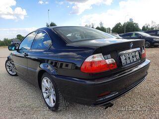 BMW 320 Ci 2.2 R6 125kW