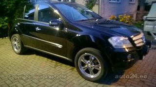 Mercedes-Benz ML 320 CDI Off road 3.0 165kW