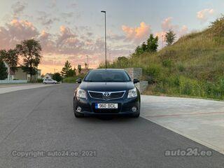 Toyota Avensis Valvematic Linea Sol Style 2.0 112kW
