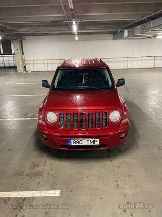 Jeep Patriot Limited 2.0 103kW