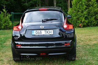 Nissan Juke 1.6 86kW