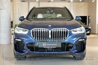 BMW X5 xDrive 30d M Sportpaket 3.0 R6 195kW