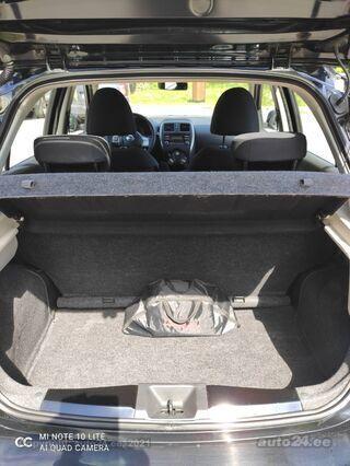 Nissan Micra 1.2 59kW