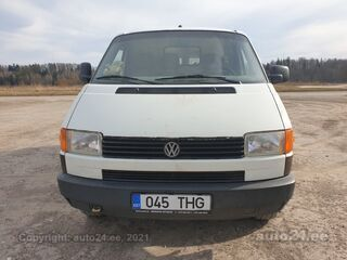 Volkswagen Transporter 2.4 AAB R5 57kW