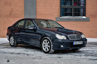 Mercedes-Benz C 200 CDI 2.1 90kW
