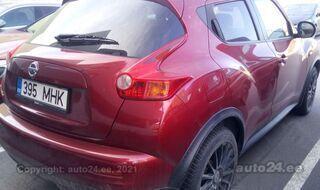 Nissan Juke 1.6 140kW