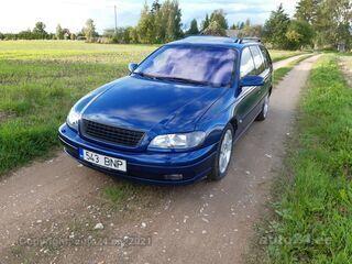 Opel Omega 3.0 Dti R6