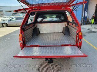 Mitsubishi L200 2.5 131kW