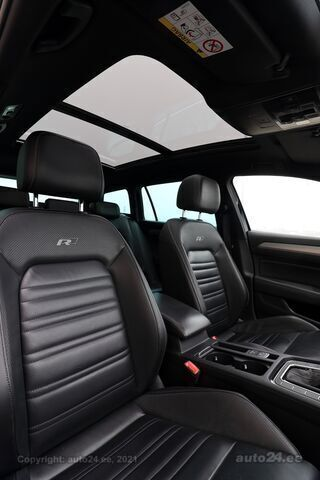 Volkswagen Passat 4MOTION 2xR-LINE HIGHLINE 2.0 176kW