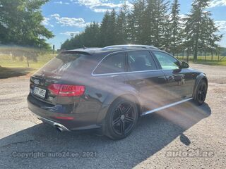 Audi A4 allroad S-line 2.0 155kW