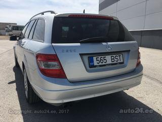 Mercedes-Benz C 200 ELEGANCE 2.1 100kW