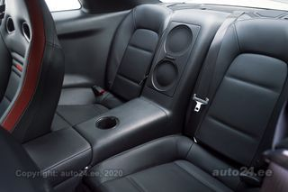 Nissan GT-R Black Edition 3.8 404kW