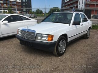 Mercedes-Benz 190 2.0 i 90kW