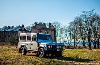 Land Rover Defender 110 2.5 90kW