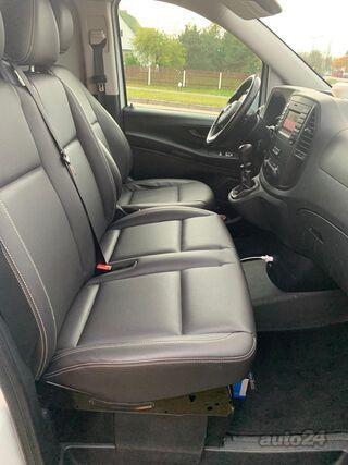 Mercedes-Benz Vito Long 1.6 84kW