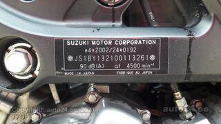 Suzuki SV 650 V2 53kW
