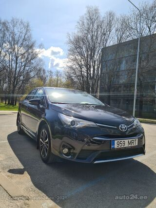 Toyota Avensis Executive Limited Edition 1.8 108kW
