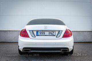 Mercedes-Benz CL 500 CGI 4Matic AMG Designo 4.7 V8 BiTurbo 320kW