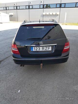 Mercedes-Benz C 200 Facelift 2.1 100kW