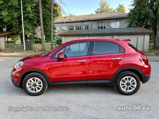 Fiat 500X City Cross 6DDCT 1.3 T4 Euro6D 111kW