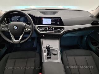 BMW 320 d xDrive 2.0 R4 140kW