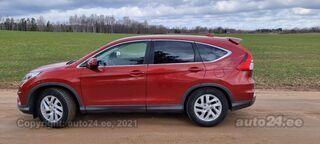 Honda CR-V Elegance 2.0 114kW