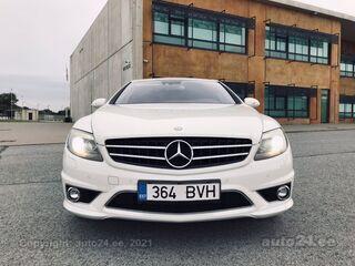 Mercedes-Benz CL 63 AMG 6.3 386kW