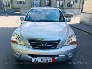 Kia Sorento Executive 4WD 2.5 CRDI 125kW