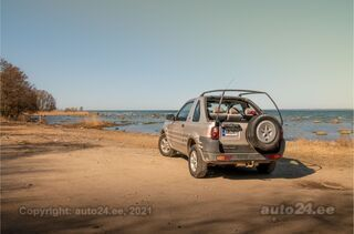 Land Rover Freelander 1.8 88kW