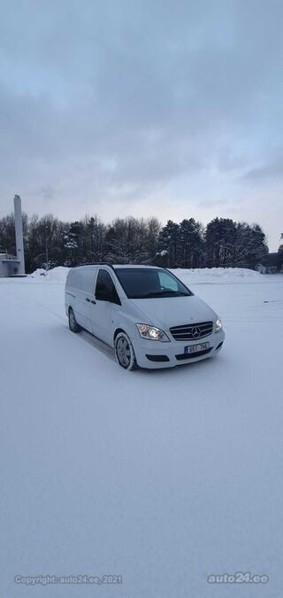 Mercedes-Benz Vito 3.0 V6 150kW