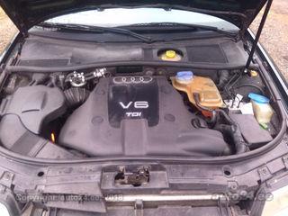 Audi A6 Quattro 2.5 110kW
