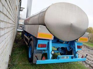 LANGFELD HLW piim/milk tank vesi/water tank