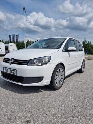 Volkswagen Touran 1.6 77kW
