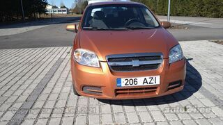 Chevrolet Aveo 1.4 69kW