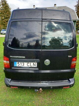 Volkswagen Transporter Carsport 2.5 96kW