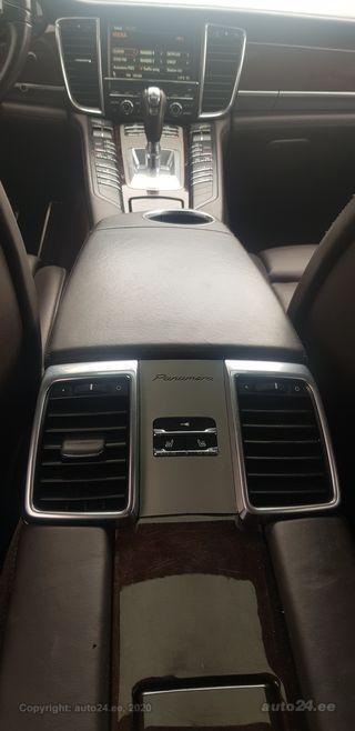 Porsche Panamera 4.8 368kW