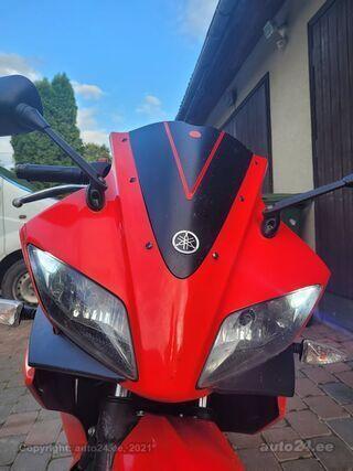 Yamaha YZF - R125 180CC