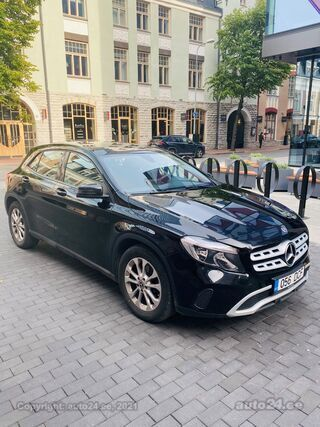 Mercedes-Benz GLA 180 1.5 80kW