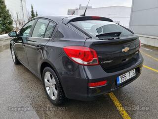 Chevrolet Cruze LS 2.0 120kW