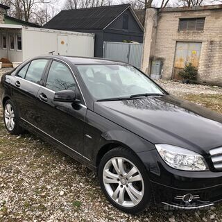 Mercedes-Benz C 180 1.8 115kW