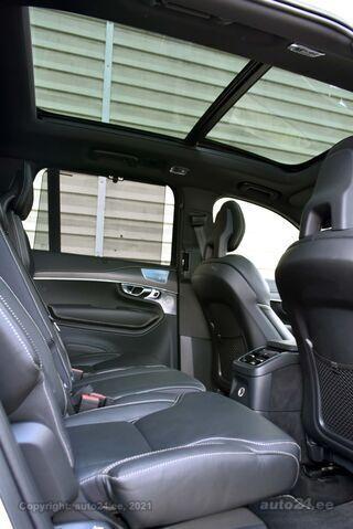Volvo XC90 AWD 7K 360C 4C B&W R-DESIGN XENIUM INTELLI SA 2.0 T8 Recharge Twin Engine 288kW