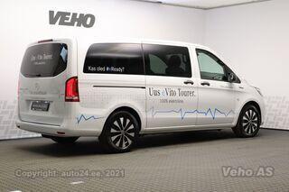 Mercedes-Benz Vito Tourer Electric Drive 70kW