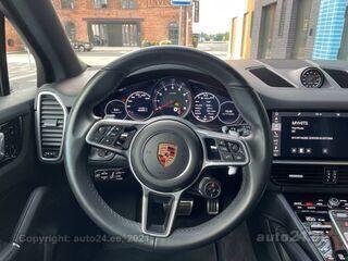Porsche Cayenne S Sport Chrono 360* 2.9 324kW