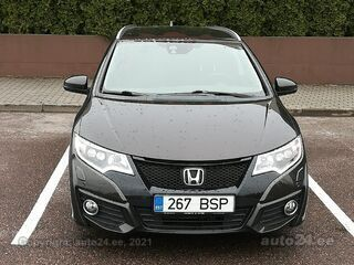 Honda Civic 1.8 104kW