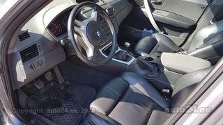 BMW X3 3.0 R6 150kW
